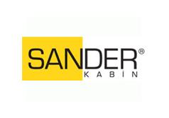 Sander kabin