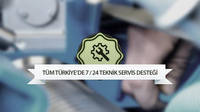 Teknik servis