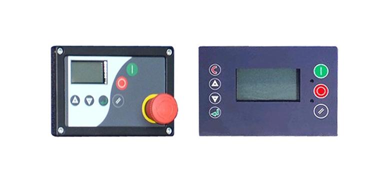 Akıllı kontrol paneli